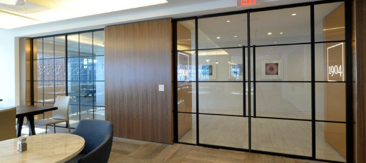 Steel Look Internal Screens and Doors